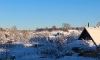 Поселок Калашниково, зима 2013-2014. Фото: kalashnikovo.ru