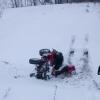 Под Торжком женщина погибла за рулем квадроцикла (фото)