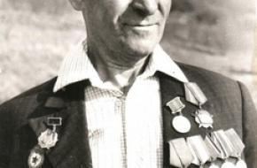 Смирнов Александр Дмитриевич — Почетный гражданин Лихославльского района