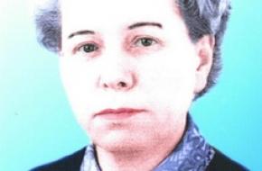 Виноградова Раиса Валентиновна — Почетный гражданин города Лихославля