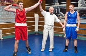 Дмитрий Зайцев из Лихославля рвется в профессиональный бокс