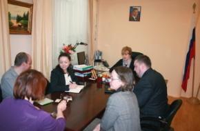 Территориальную избирательную комиссию Лихославльского района посетили международные наблюдатели