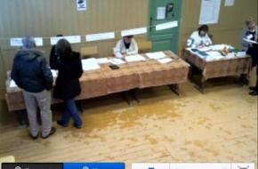 По данным на 18:00 явка избирателей на выборах президента РФ в Лихославльском районе составила 53,01%