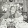 Сегодня жительнице Лихославльского района Клавдии Алексеевне ОСИПОВОЙ исполняется 100 лет