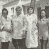 Коллектив детской консультации города Лихославля: С любовью к детям