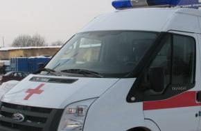 Станция неотложной медицинской помощи в Лихославле пополнилась дополнительным реанимобилем «Форд»