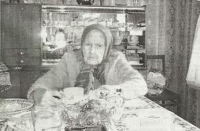 Жительнице Лихославльского района Клавдии Алексеевне Осиповой исполнился 101 год