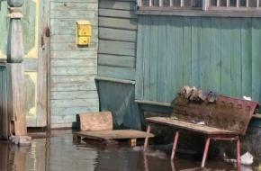 Спасатели рекомендуют жителям региона не поддаваться панике, в связи с паводковой ситуацией в Тверской области