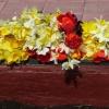 Праздничные мероприятия, посвященные 68-й годовщине Победы в Великой Отечественной войне, в поселке Калашниково