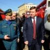 Спировский район получил дополнительную противопожарную технику