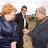 Накануне посевной Лихославльский район посетила депутат Государственной Думы Российской Федерации Светлана Максимова