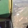 Видео: Студенты Калашниковского техникума в честь Дня Победы совершили прыжок с парашютом