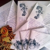 Благотворительный марафон «Наша Победа» в Лихославле: Письма из будущего