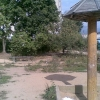 В поселке Калашниково демонтировали уже вторую за месяц деревянную детскую площадку