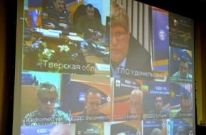 В МЧС России по Тверской области прошло селекторное совещание с районами, попавшими в «зону отключения»
