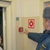 Пожарные ночью проверили Лихославльскую ЦРБ