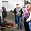 Будущие агрономы побывали с экскурсией на ООО «Тверь Агропром» в Весках