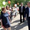 Губернатор Тверской области попросил лихославльских выпускников показать, чему их научили преподаватели