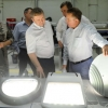 Губернатор Тверской области посетил одно из крупнейших промышленных предприятий Лихославльского района