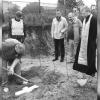 В Калашниково состоялась закладка первого камня в основание нового многоквартирного дома