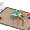 В поселке Крючково появится новая детская спортивно-игровая площадка