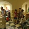 Шесть переселенцев из Украины устроились на работу в колхоз «Мир» Торжокского района