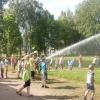 Торжокские пожарные провели для детей «День безопасности»