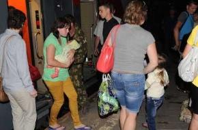 Торжок принял 61 беженца с юго-востока Украины