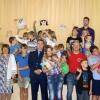 Тверские следователи поздравили с Днем знаний воспитанников подшефного Торжокского детского дома