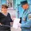 В преддверии отопительного сезона, частный сектор Лихославльского района проверили на пожарную безопасность
