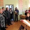 Губернатор Тверской области посетил школу в селе Козлово и зональную библиотеку Спировского района