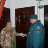 Жителей Торжка проверили сотрудники отдела надзорной деятельности МЧС России