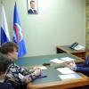 Губернатор Тверской области Андрей Шевелев встретился с Главой Торжокского района Натальей Лашиной