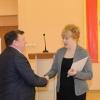 Председатель ТИК Лихославльского района Владимир Забелин отмечен благодарностью за выборы14 сентября