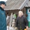 С жителями Торжокского района побеседовали о профилактике пожаров