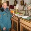 В Торжке проверили на пожарную безопасность православные приходы и ветеранов ВОВ
