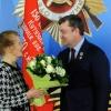 Губернатор вручил жителям Лихославльского района медали в честь 70-летия Великой Победы