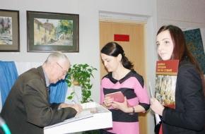 В Торжке прошел День патриотической книги, посвященный 70-летию Победы в Великой Отечественной войне