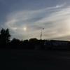 Жители Торжка наблюдали на небе «ложное солнце»