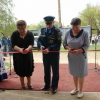 В Торжокском районе открылось новое депо добровольной пожарной команды