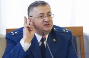 Прокурор Лихославльского района Юрий Фролов уволился «по собственному желанию»