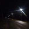 В Калашниково началась замена старых уличных светильников на современные энергосберегающие светодиодные фонари