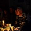 Праздник при свечах