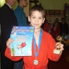 Юные калашниковские борцы завоевали награды Новогоднего турнира по самбо в Торжке