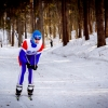 В поселке Калашниково для любителей спорта подготовлены лыжные трассы различной длины и сложности
