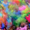 12 июня в Лихославле пройдет фестиваль красок «Холи»