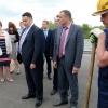 И.о. Губернатора Игорь Руденя пообещал открыть путепровод в Торжке досрочно