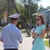 На улицах Лихославля прошла акция «Безопасный гаджет» (фото)
