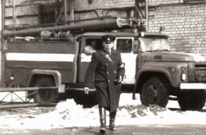 Заслуженный спасатель