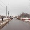 В Твери закрыто движение по «Горбатому» мосту